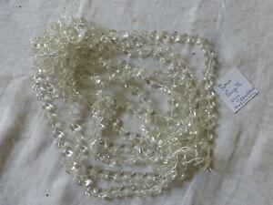 Lot-de-300-pampilles-en-verre-pour-lustre-ancien-Forme-cube-tordu-perles-verre