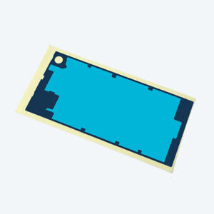 Back Battery Door Cover Adhesive Sticker For Sony Xperia XA1 Ultra G3221 G3212