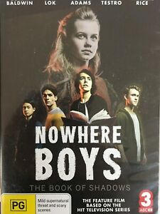 NOWHERE-BOYS-The-Book-Of-Shadows-DVD-AS-NEW-Feature-Length-Film