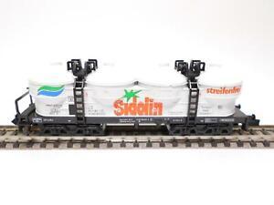 MINITRIX-Silowagenwagen-SIDOLIN-37628