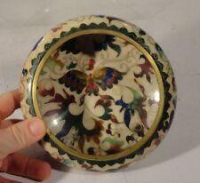 Antique Vintage Unusual Cloisonne Japanese Chinese European Signed
