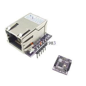 Mini-LAN-Ethernet-ENC28J60-le-reseau-Smallest-Carte-Module-pour-AVR-PIC-ARM-Microcontroleur-Unite