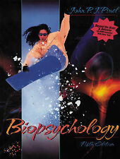 Biopsychology by John P. J. Pinel (Mixed media product, 2002)