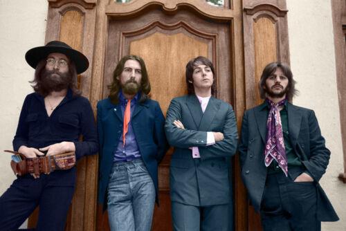 "The Beatles photo session at Tittenhurst Photo  11x14/"""