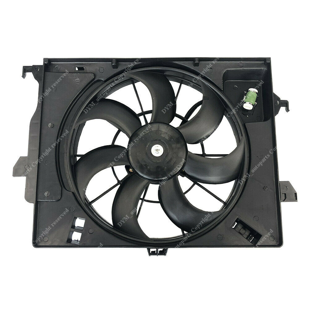 Radiator A//C AC Condenser Cooling Fan for Hyundai Accent Veloster Rio HY3115136
