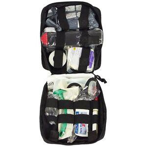 Elite First Aid Enhanced IFAK Kit Level 2 w/ C-A-T Tourniquet