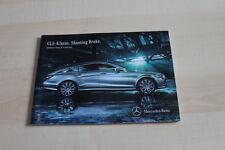 139006) Mercedes CLS Shooting Brake - Preise & Extras - Prospekt 07/2012