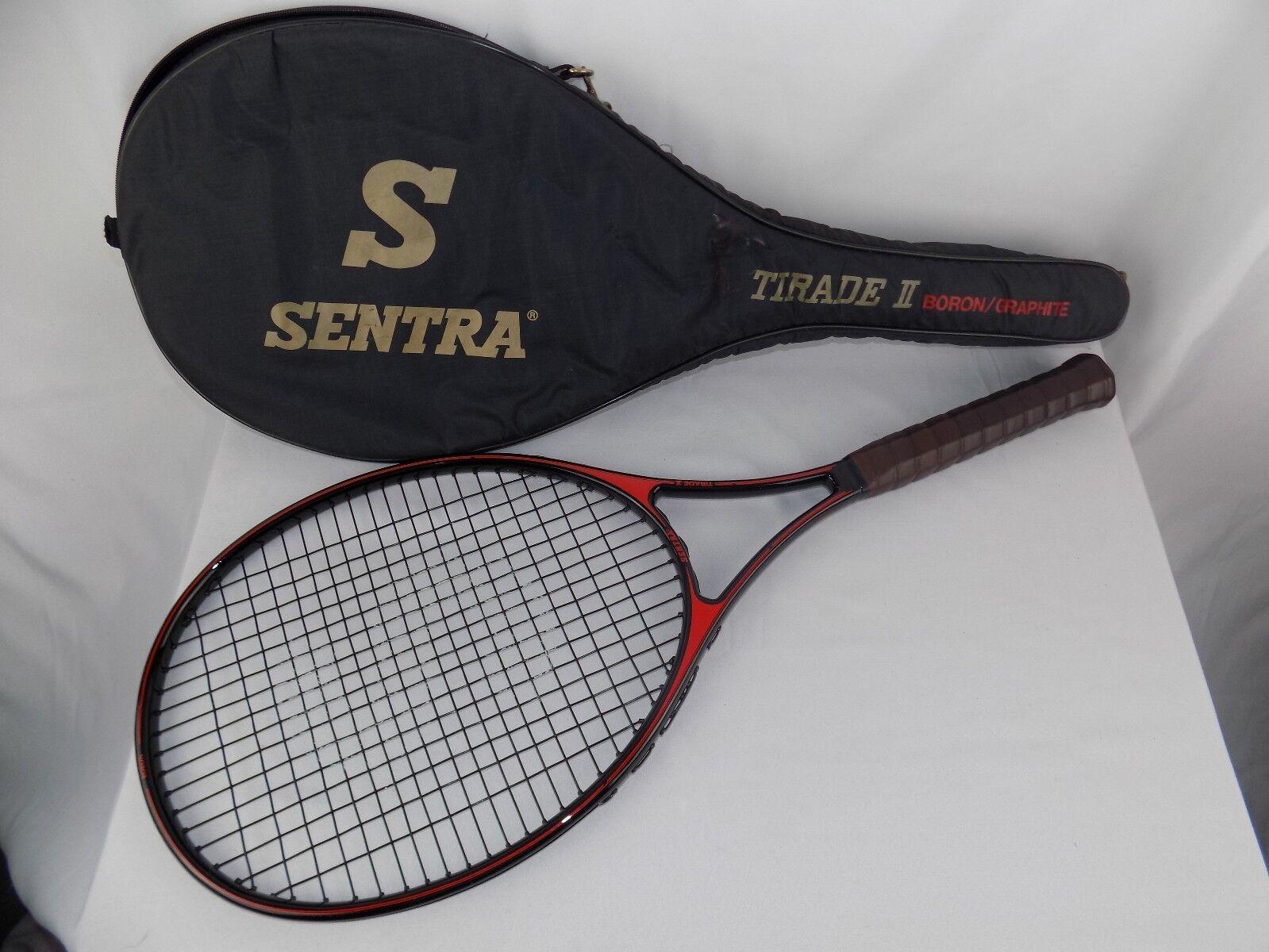 Raro Sentra diatriba  II Boro Grafito 4 5 8  Raqueta De Tenis Con Estuche  últimos estilos