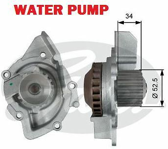 WATER PUMP SET FOR FORD S MAX 2.0 TDCI 2006--/> TIMING CAM BELT TENSIONER KIT