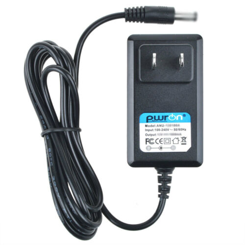 PwrON AC Adapter For Pioneer Pro DDJ-SX2 DDJSX2 DJ Controller Charger Power Cord