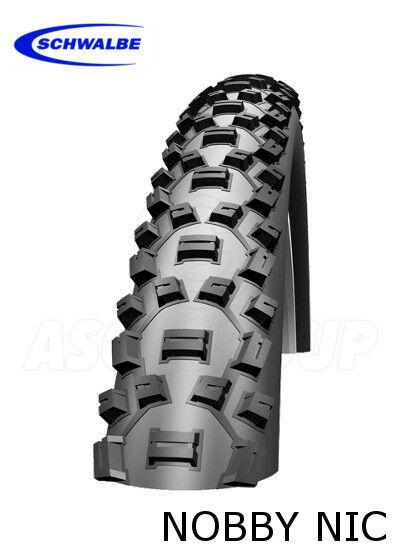 Schwalbe Nobby Nic , Pacestar, Snakeskin  29   Pneu, 29 X 2.25 (650b) - black  100% fit guarantee
