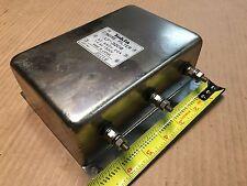 Tokin Lf 320b Noise Filter Ac 550v 20a From Elox Fanuc Tape Cut Wire Edm