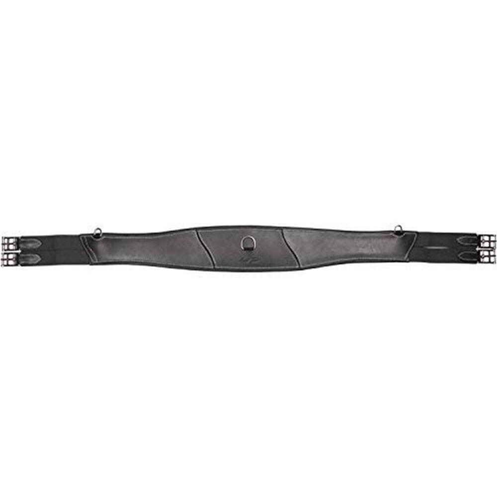 Mark Todd Flexi cinchas de cuero negro 46 Pulgadas-todos equipos Unisex Saddlery
