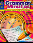 Grammar Minutes Gr. 1 by Carmen S Jones (Paperback / softback, 2003)