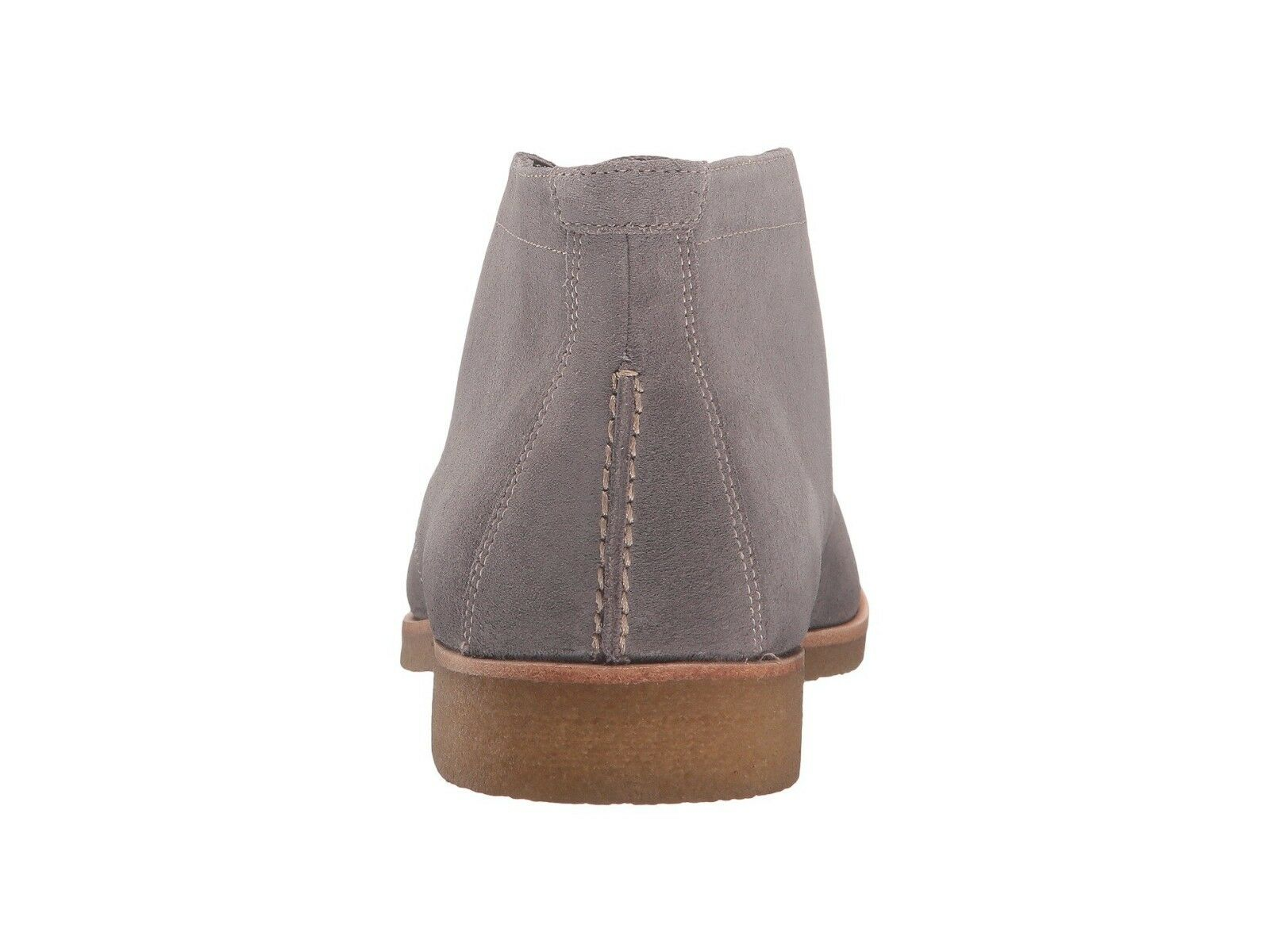 JOHNSTON & MURPHY Damens's HAYDEN CHUKKA Stiefel Lace Up 8 Ankle Stiefel GREY Suede 8 Up M 9e8689