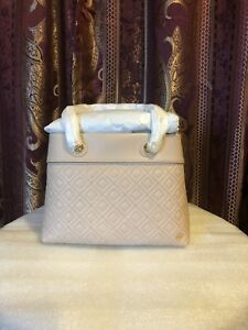 5ae510a09460 Image is loading 498-NWT-TORY-BURCH-FLEMING-SMALL-TOTE-CROSSBODY-