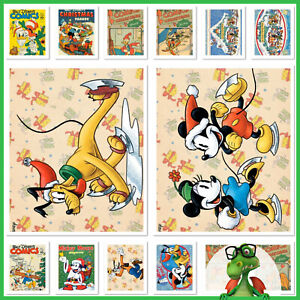 Disney-Collect-Topps-Digital-Vintage-Christmas-Collection-All-3-sets-amp-Awards