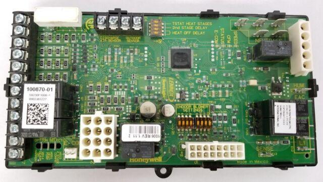 Honeywell Lennox Surelight Furnace Control S9230f1006 100870 01 7138 D2 Ap