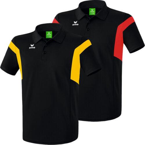 Erima CLASSIC équipe Messieurs Enfants Football Entraînement Sport Fitness Polo Chemise Neuf