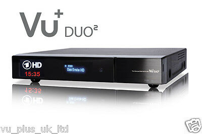 VU+ Duo2 Full HD  1 X Hybrid DUAL DVB-T2/T/C Tuner ONLY