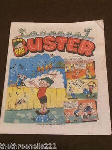 BUSTER COMIC - APRIL 11 1981