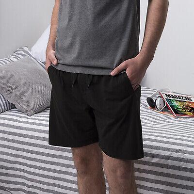 Der GüNstigste Preis Comfy Co Men's Lounge Shorts Pyjama Loungewear Pockets Relaxed Fit Waistaband
