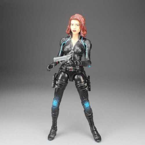 "US Marvel Legends The Avengers Age of Ultron Black Widow Natasha 6/""Action Figure"