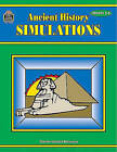 Ancient History Simulations by Max Fischer (Paperback / softback, 1997)