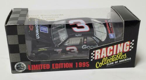 ACTION 1//64 DALE EARNHARDT 1994 #3 GM GOODWRENCH CHEVY LUMINA HOOD OPEN