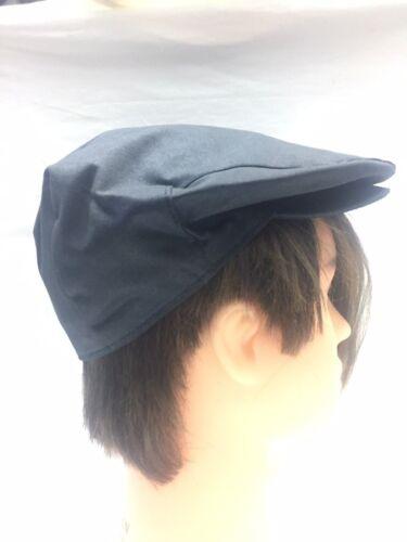 3 di 7 Original Barbour Hat D585 Cotton Wax Navy Coppola Blu Barbour  Impermeabile ba3db96a4849