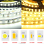 5M-LED-Flexible-Strip-Light-3528-2835-3014-5050-5630-7020-RGB-Warm-White-DC12V thumbnail 5