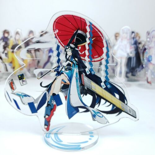 Anime Azur Lane Game Acrylic Stand Figure Model Desk Decor Cosplay Gift #J6H