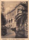 Cartolina - Postcard - Bordighera - Casa di Riposo Margherita di Savoia - 1953