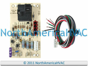 s l300 rheem ruud weather king furnace air handler control circuit board Old Furnace Wiring Diagram at gsmportal.co