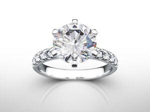 4-Carat-Round-Cut-D-VS2-Diamond-Solitaire-Engagement-Ring-14k-White-Gold