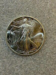 1990-American-Silver-Eagle-Coin-Superb-Condition-90C