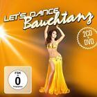 Bauchtanz-Lets Dance.2CD & DVD von Various Artists (2014)