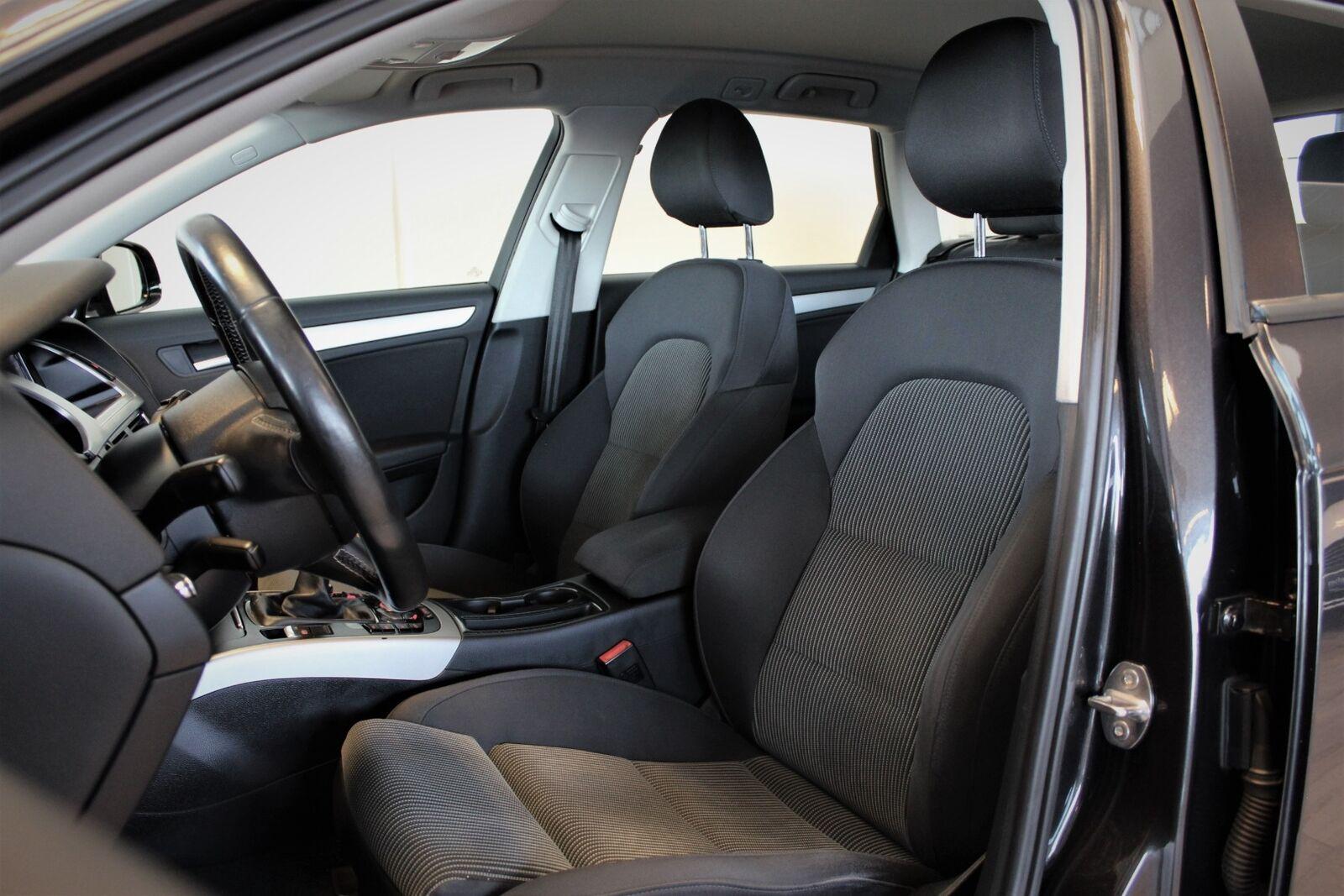 Audi A4 2,0 TDi 143 - billede 14