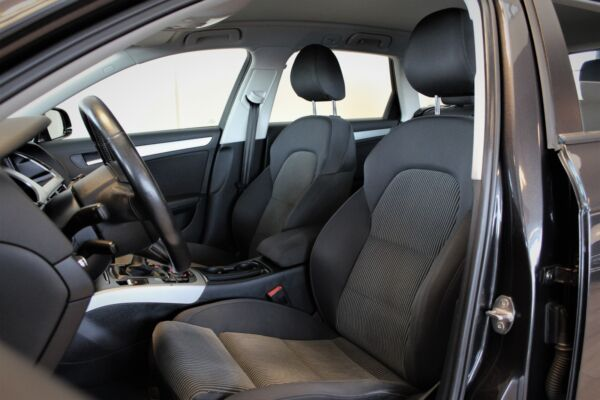 Audi A4 2,0 TDi 143 billede 14
