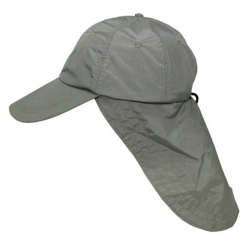 FOX Cap SAHARA Mütze Nackenschutz Safari Sonnenschutz Wüstencap Tropenmütze