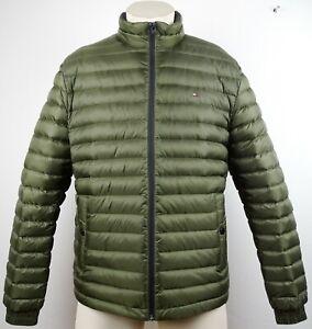 TOMMY HILFIGER HERREN Winterjacke Jacke XL Jacket blau , NEU