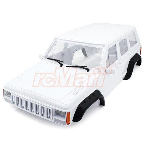 Xtra velocidad Cherokee XJ ABS 313 mm Kit de cuerpo de plástico duro para Axial RC4WD  XS-59757