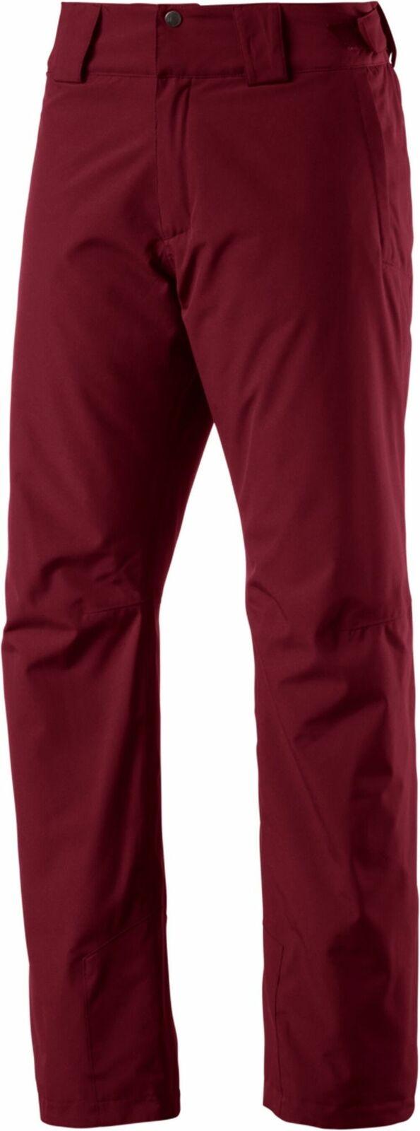 Salomon Strike Pantalones M HOMBRES Esquí Al Aire Libre Invierno