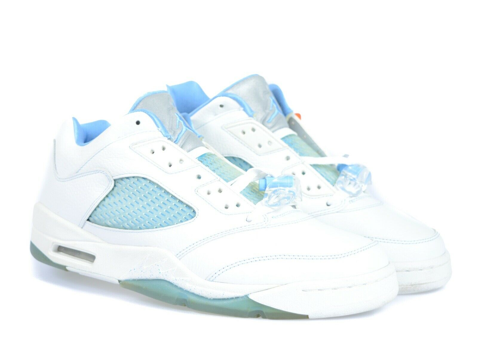 Nike Air Jordan 5 Retro Low University bluee W Size UK 9.5 EU 44.5 US 10.5