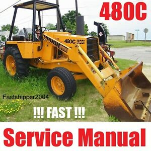 Wiring Diagram For A 480b Case Backhoe | Wiring Diagram on