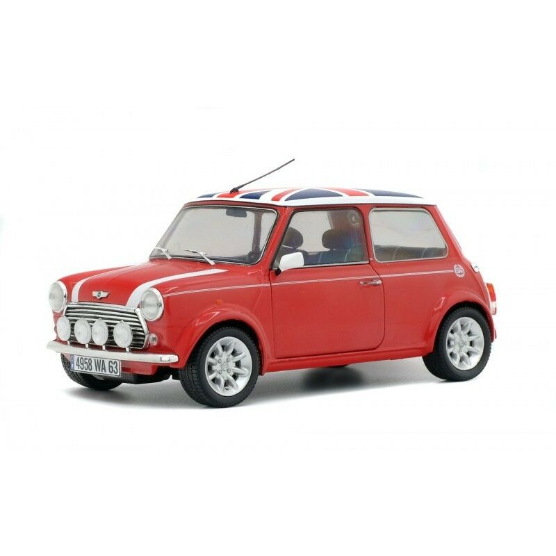 SOLIDO 421184470 - 1 18 Mini Cooper Sport-Neuf