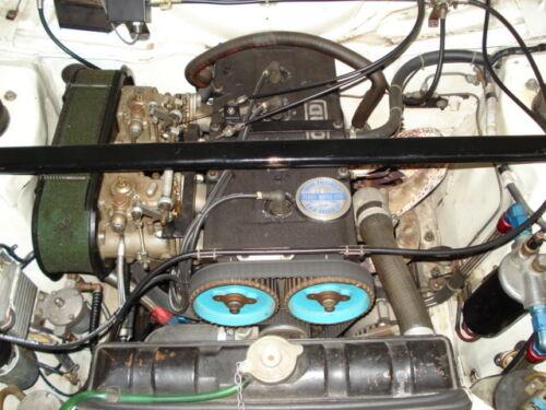 Terry Hoyle WORKS Escort BDG BDA rs1800 Motore Piastra ROTHMANS ESCORT