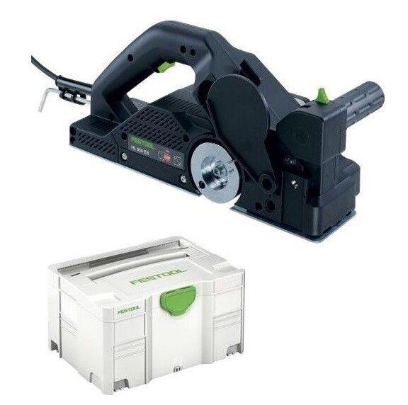 Festool Hobel HL 850 EB-Plus im Systainer 574550