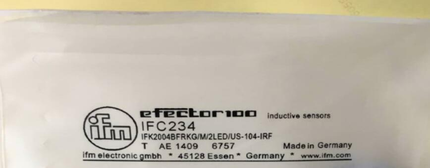 1pc IFM IFC234 Proximity switch NEW