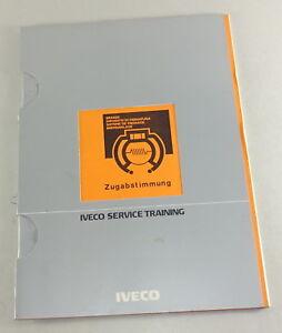 Schulungsunterlage Iveco Bremsanlage Zugabstimmung Produkte HeißEr Verkauf Automobilia Auto & Motorrad: Teile
